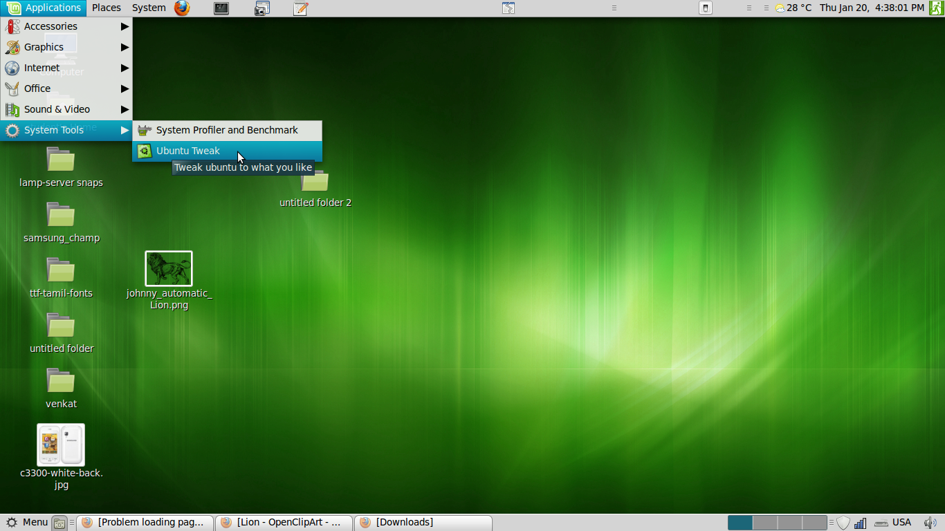 how to change password in linux mint